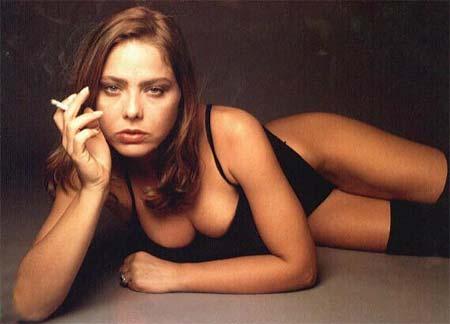 Итальянская актриса Орнелла Мути