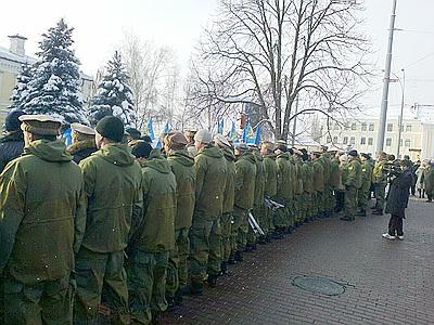афганцы против Януковича