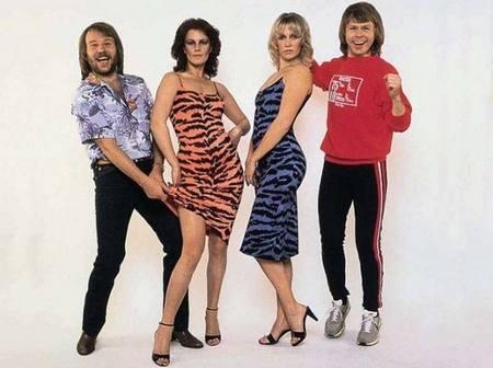 ABBA <strong>снова</strong> <strong>собралась</strong> в <strong>полном</strong> составе