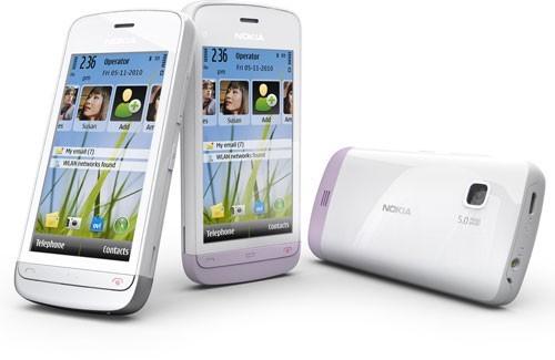 Отзывы о смартфоне Nokia C5-03
