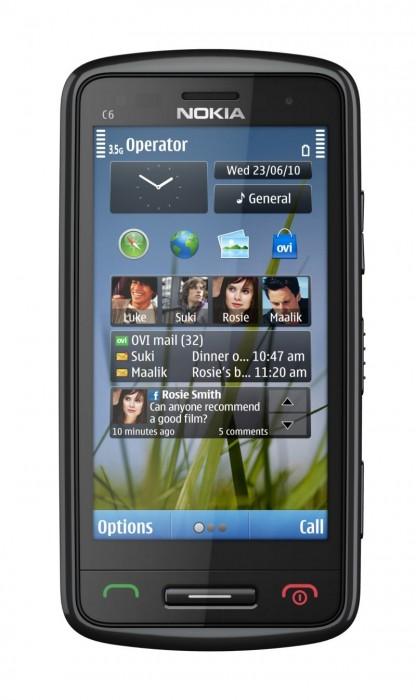 отзывы Nokia C6-01