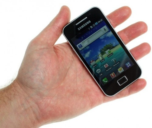 Отзывы о смартфоне Samsung GT-S5830 Galaxy Ace