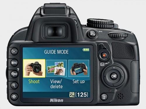 Отзывы о фотоаппарате Nikon D3100 kit